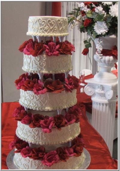 Nice Wedding And Specialty Cakes